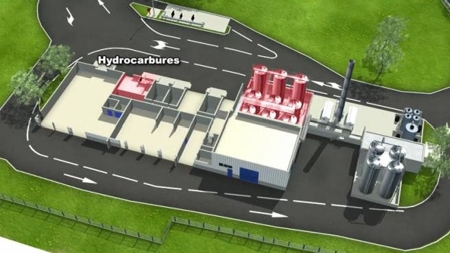Résidus liquides multiphases hydrocarburés – splashScreen